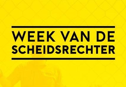 Week van de scheidsrechter